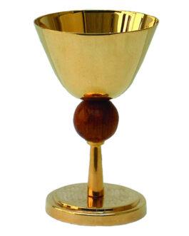 Cálice Dourado 490 – 17x11cm