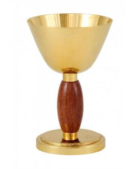 Cálice Dourado 492 – 17x11cm