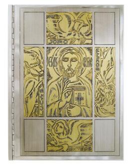 Capa de Evangeliário Bizantina 2701