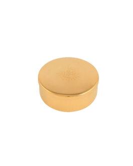 Caixa de Hóstia Dourado Total 80 – 8,6×3,3cm