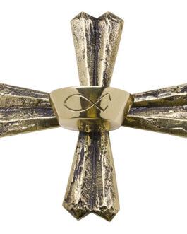 Cruz P/ Dedicação 7302 – 21x21cm