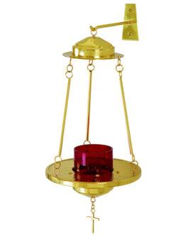 Lâmpada Para Santíssimo 500M – Copo Acrílico 9x11cm
