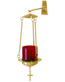 Lâmpada Para Santíssimo 500P – Copo Acrílico 9x11cm