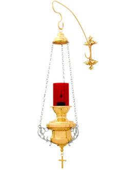 Lâmpada para Santíssimo Clássica Pequena 610 – 80cm