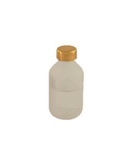 Vidro Jateado P/Água Dourado Total VID101 – 100ml