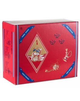 Caixa Carvão Holandês Três Reis Magos 10×10 – 100 Unidades
