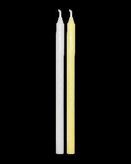 Vela de Castiçal 30×1,6cm – VP-02