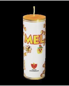 Vela Aromática de Mel 14,5x5cm – A-49