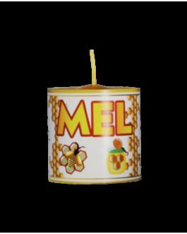Vela Aromatica de Mel 5x5cm – A-48